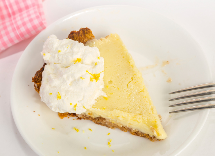How to Make Lemon Icebox Pie