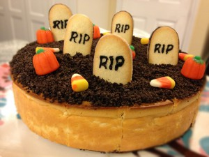 halloween-cheesecake