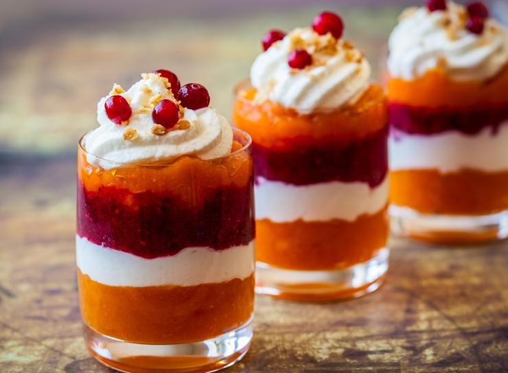 15 Thanksgiving Dessert Ideas