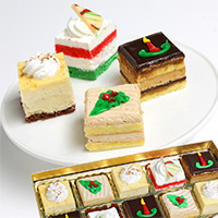Holiday Petit Fours Collection 9281