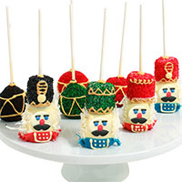 Nutcracker Cake Pops 9285S