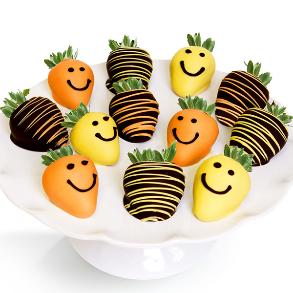 Smile Chocolate Covered Strawberries 9074S