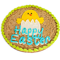 Happy Easter Cookie Cake (8695S)