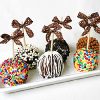 gourmet dipped apple assortment