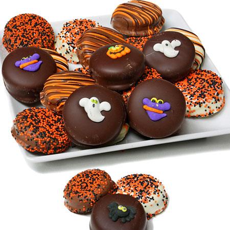 Halloween Oreo 174 Cookies By Strawberries Com