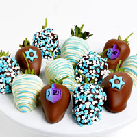 Happy Hanukkah Berries
