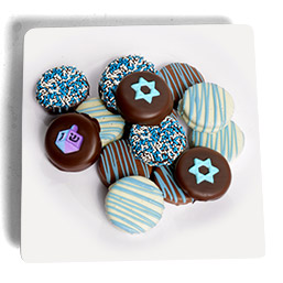 Happy Hanukkah Oreos (9301S)