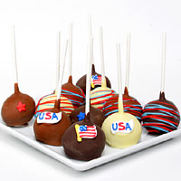 The United Cake Pops of America (9057S)