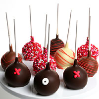 Hugs & Kisses Cake Pops (9106S)